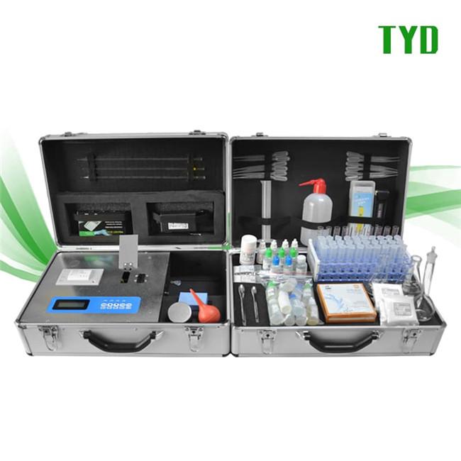 科研級(ji)土壤肥料養分速(su)測儀 HM-T