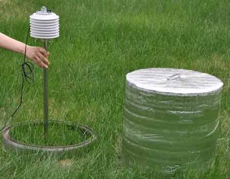 便携式土壤呼吸测定仪_呼吸测定系统HM-TR10
